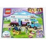 Конструктор Lego Ветеринарний фургон для коней 41125
