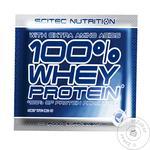 Протеиновый порошок Scitec Nutrition ваниль 30г