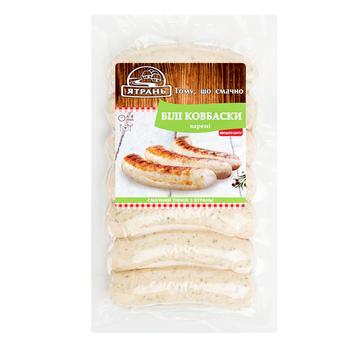 Yatran White sausages first grade - buy, prices for Furshet - image 1