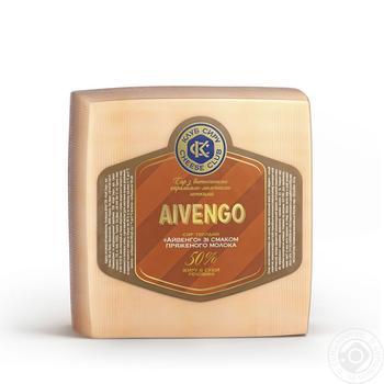 Сыр Клуб Сыра Айвенго из топленого молока 45% - купить, цены на Фуршет - фото 1