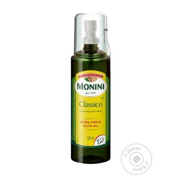 Monini Extra Virgin Classico Spray olive oil  200ml