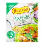 Rollton Seasoning 12 vegetables and herbs 60g