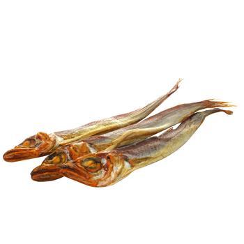 Риба Путассу Українська Зірка холодного копчення