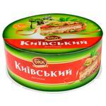 Торт БКК Київський с арахисом 850г