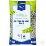 Фасоль зеленая Metro Chef  чищеная 2,5кг