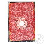 Organic Meat Venetsiya salami raw smoked sausage 80g