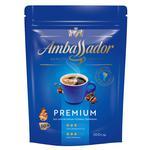 Кава Ambassador Premium розчинна 100г