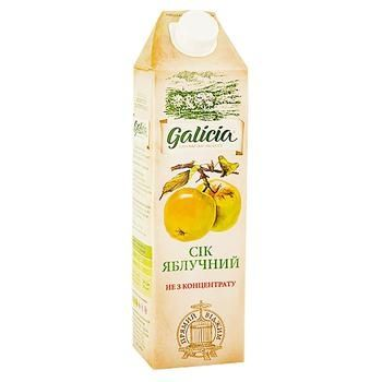 Сок Galicia яблочный 1л - купить, цены на Восторг - фото 2