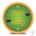 Сыр Gardeli Гауда с чёрным перцем 50%