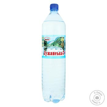 Sparkling mineral water Luzhanska №7 1,5l - buy, prices for Novus - image 1