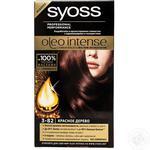 Фарба для волосся Syoss Oleo Intense без аміаку 9-10 Яскравий блонд 115мл - купити, ціни на Novus - фото 2