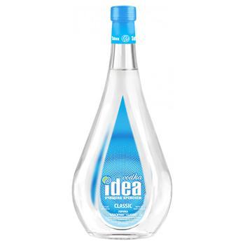 Водка Idea Classic 40% 0,5л