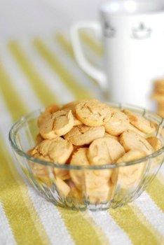 Печиво без яєць і молока з мигдалем