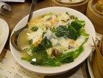 Китайский мясной суп