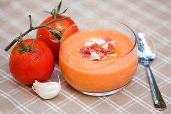 Сальморехо (холодний іспанський суп)