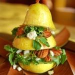 Салат в груше