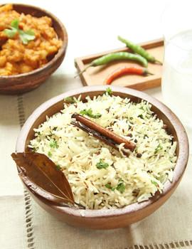 Рис с зирой (кумином)