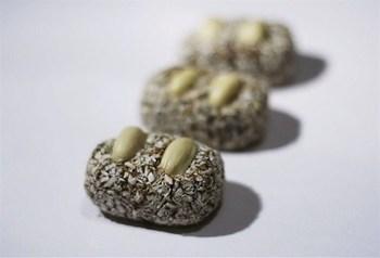Конфеты из арахиса и инжира