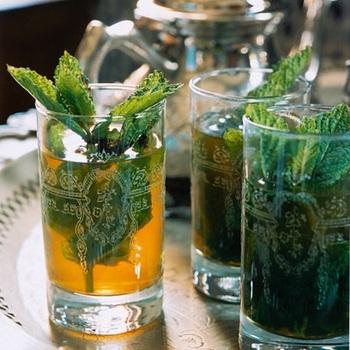 М'ятний марокканський чай