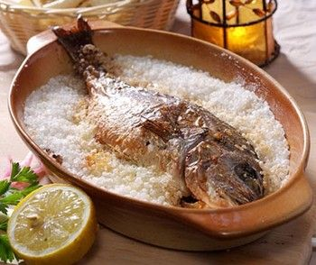 Риба, запечена по-хорватськи