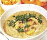 Изысканный грибной суп
