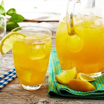 """Лимонад """"Оранжевое солнце"""""""