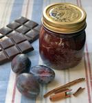 Варення сливове з шоколадом