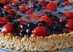 """Фруктово-ягодный пирог """"Яркость"""""""