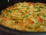 Картофель дофине с сыром