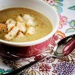 Чечевичный суп с беконом