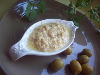 Соус масляно-горчичный