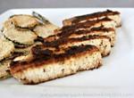 Хрустящий зажаренный тофу