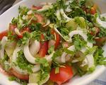 Салат-гарнир к шашлыку