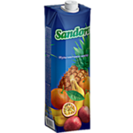 Juice Sandora fruit 1000ml Ukraine