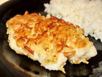 Риба в картопляній скоринці