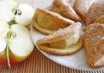 Печенье с яблоком