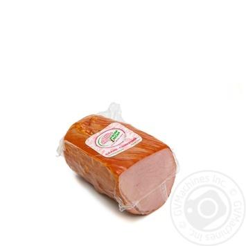 Балык свиной М'ясна Весна копчено-вареный в/с - купить, цены на Метро - фото 2