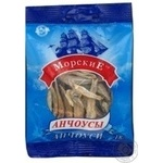 Snack anchovy Morskie with anchovy salt 18g