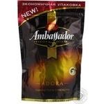 Кофе Амбассадор Адора натуральный растворимый сублимированный 80г Россия
