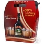 Liquor Baileys with baileys irish cream 17% 2pcs 1500ml Scotland England