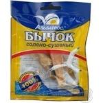 Snack Albatros salted dried 18g Ukraine