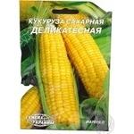 Насіння Гігант Кукурудза цукрова Делікатесна Семена Украины 20г