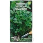 Насіння Євро Петрушка листова Гігантелла Семена Украины 3г