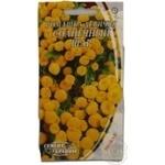 Насіння Квіти Ромашка дівоча Сонячна куля Семена Украины 1г