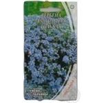 Насіння Квіти Вербена амп.блакитна Семена Украины 1г