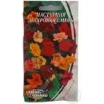 Насіння Квіти Красоля махрова суміш Семена Украины 1,5г