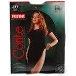 Tights Conte Prestige sheid polyamide for women 40den 6size