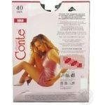 Conte Solo Mocca Tights 40 den Size 2 - buy, prices for MegaMarket - image 5