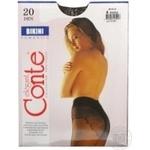 Колготи Conte 20den Bikini 4-Mocca