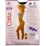 Conte Active 20 den Women's Nero Tights Size 4 - buy, prices for CityMarket - photo 5